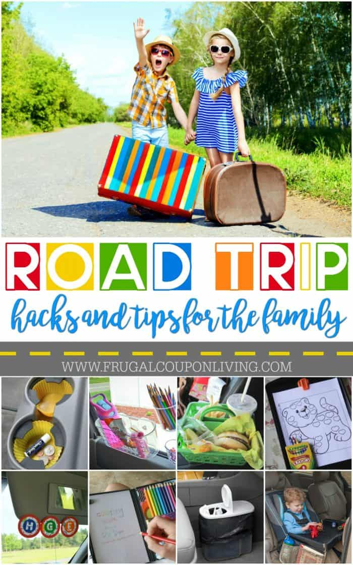 Road Trip Hacks And Tips